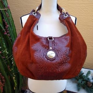 Price Drop 35% ! Junior Drake Leather Hobo